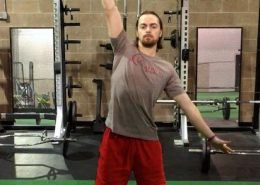 improve your overhead position