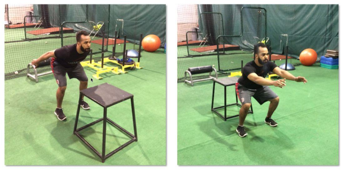 plyometric and sprint training program
