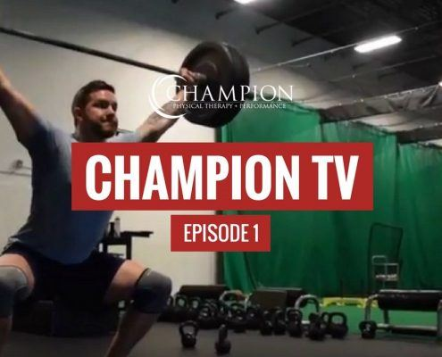 Champion TV Episode 1