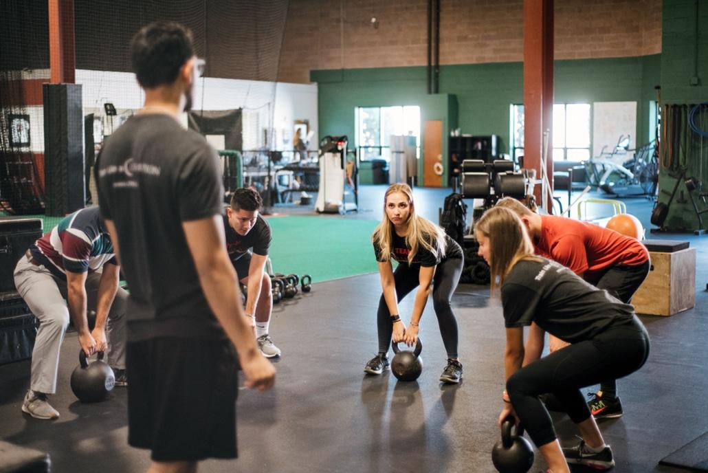 Champion Strength and Conditioning Internships